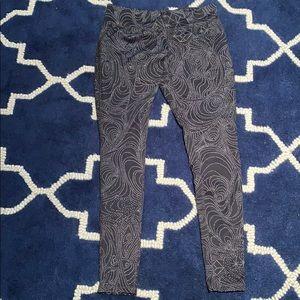 Medium Mossimo athletic leggings worn twice EUC